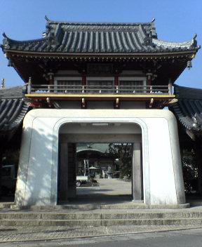 #6 Anrakuji 安楽寺