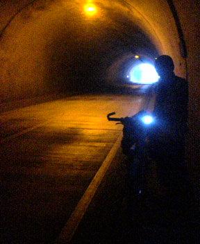 Tunnel towards 12...