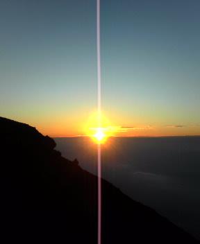 Sunrise!!